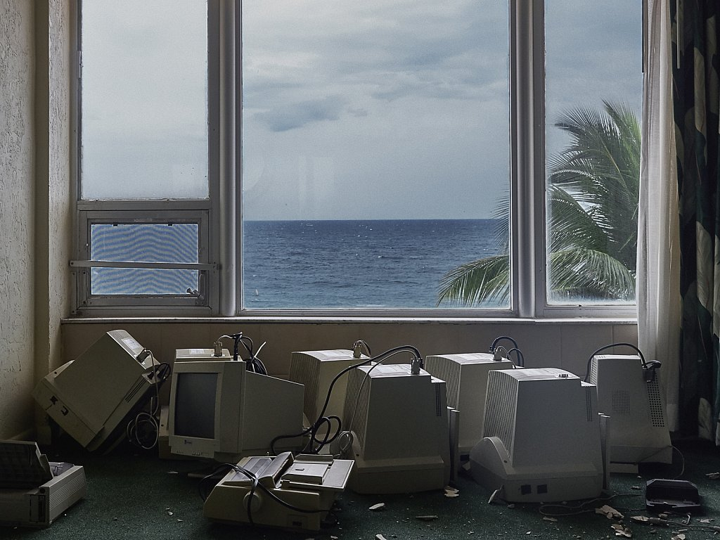 Computers. North Atlantic boulevard. Fort Lauderdale. 2015